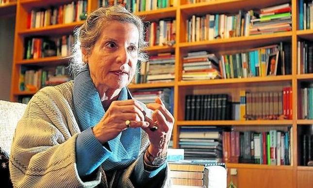 Maria Tereza Sadek, cientista política (Foto: Felipe Raul / Estadão)