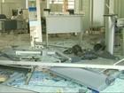 Quadrilha ataca e explode caixa eletrônico em Santana do Jacaré, MG