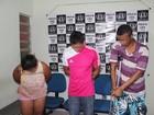Casal é preso acusado de participar de assassinato de professora no Piauí