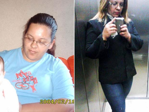 A consultora de relacionamento Tatiana Vaz emagreceu mais de 20 kg seguindo as dicas do Bem Estar (Foto: Arquivo pessoal/Tatiana Vaz)