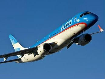 Austral deve operar os voos a partir de 1º de março de 2014 (Foto: Austral/ Divulgação)