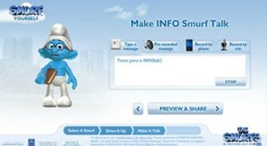 Smurf Yourself