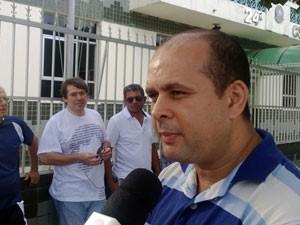 Luis Klinger organizou encontro em Natal (Foto: Fred Carvalho/G1)