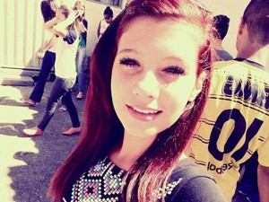 Adolescente de 14 anos foi encontrada morta em Alfenas (Foto: Reprodução Facebook)