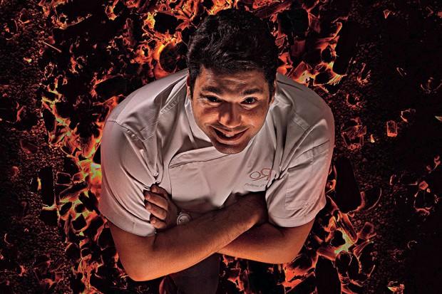 Chef Felipe Bronze, do Pipo (Foto: Divulgação)