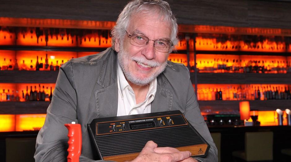 Nolan Bushnell criou a Atari e se arrepende de ter vendido a empresa (Foto: Divulgação)