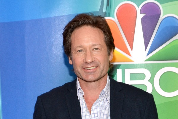 O ator David Duchovny (Foto: Getty Images)