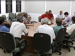 Queda de energia na zona rural é tema de reunião em Uberaba (Foto: Reprodução/TV Integração)
