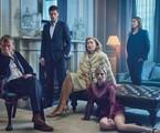Parte do elenco de 'McMafia' | Divulgação / AMC
