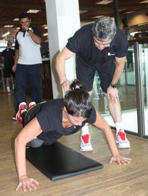 Fernanda Thedim Eu Atleta (Foto: Luma Dantas)