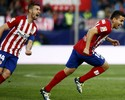 Atlético de Madrid vence Málaga e se mantém no topo ao lado do Barcelona