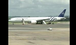 Avião da Air France faz pouso de emergência no Quênia por causa de suspeita de bomba