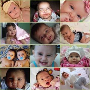 Envie a foto do seu bebê para o berçário virtual! (Amor à Vida/TV Globo)