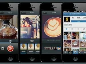 Instagram ganha função de vídeos de 3 a 15 segundos.  (Foto: Reprodução/Facebook)