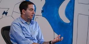 Políticas de Obama reforçam imperialismo, diz Greenwald (Flavio Moraes/G1)