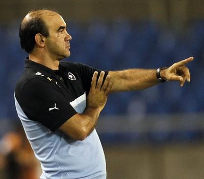 Ricardo Gomes Botafogo (Foto: Vitor Silva / SSPress.)