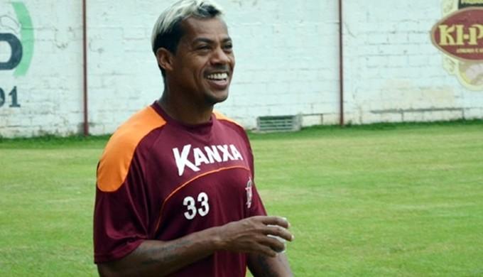 Marcelinho Paraíba Boa Esporte (Foto: Tiago Campos)