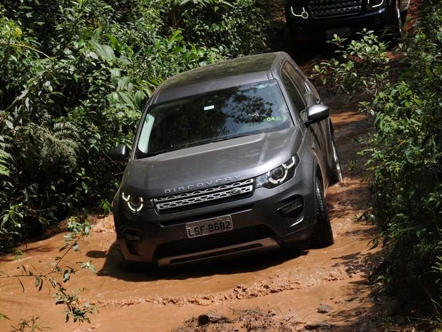 Land Rover Discovery Sport diesel (Foto: Divulgação)