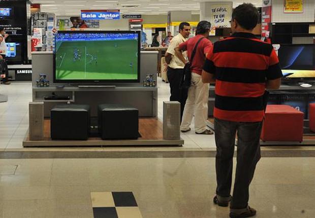 Varejo ; comércio ; vendas de eletrônicos ;  (Foto: Marcello Casal Jr/Agência Brasil)