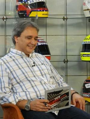 Linha de Chegada especial Reginaldo Leme 40 anos de automobilismo (Foto: Alexander Grünwald/ SporTV.com)