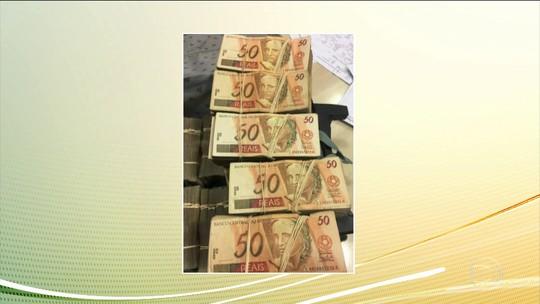 Mala com dinheiro da propina da JBS é entregue com R$ 35 mil a menos