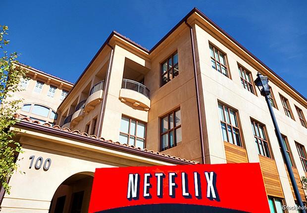 Sede do Netflix , na Califórnia (Foto: Getty Images)