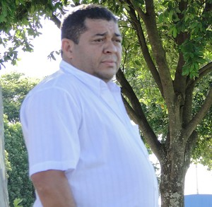 Jaldo, pai Marlone Cruzeiro (Foto: Tarcísio Badaró)