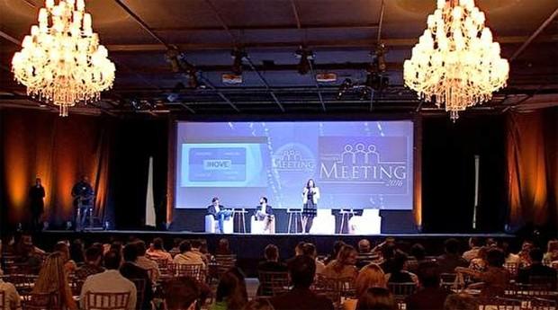 Inovar Gera Valores - Meeting 2016: evento discutiu a inovação nos negócios (Foto: Reprodução )
