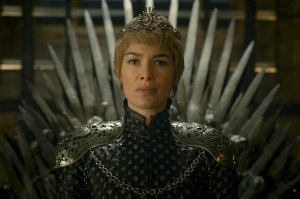 A atriz Lena Headey como Cersei Lannister em 'Game of Thrones' (Foto: Reprodução)