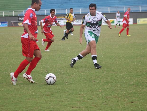 Domingo acontece o tradicional Torneio Início com a participação de oito clubes do futebol acreano (Foto: João Paulo Maia)