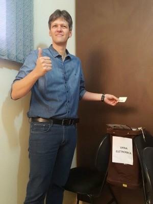Produtor rural de Nova Xavantina, Endrigo Dalcin, será novo presidente da Aprosoja. (Foto: Fernanda Mello)
