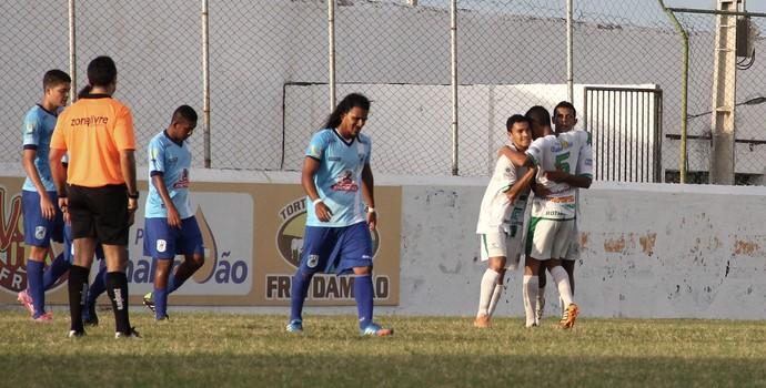 sousa x csp, estádio marizão (Foto: João Fábio / GloboEsporte.com/pb)