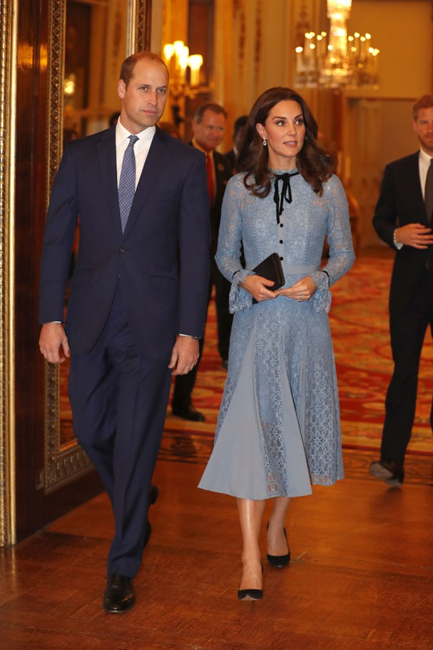 Príncipe William e Kate Middleton (Foto: Heathcliff O'Malley/Getty Images)