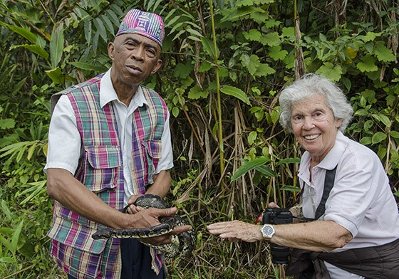 Bisavó mostra que idade não é obstáculo para realizar grandes aventuras pelo mundo