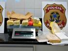 PF-AC apreende 23 kg de droga em 4 dias e intensifica fiscalização