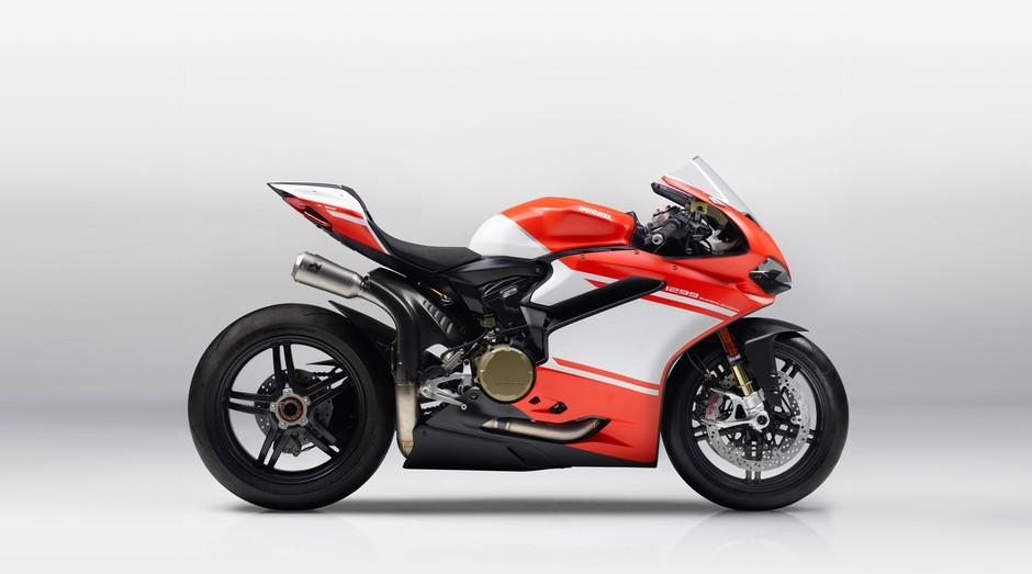 A 1299 Superleggera, da Ducati, custa a partir de R$ 550 mil (Foto: Divulgação)