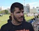 Após cirurgia no rosto, capixaba Erick Silva fará uma artroscopia no ombro