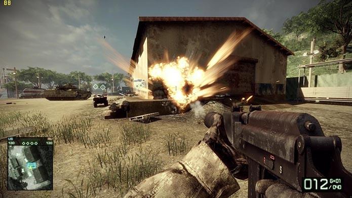 Battlefield: Bad Company 2 (Foto: Reprodução)