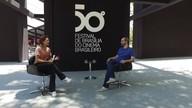 G1 entrevista diretor artístico do 50º Festival de Brasília do Cinema Brasileiro