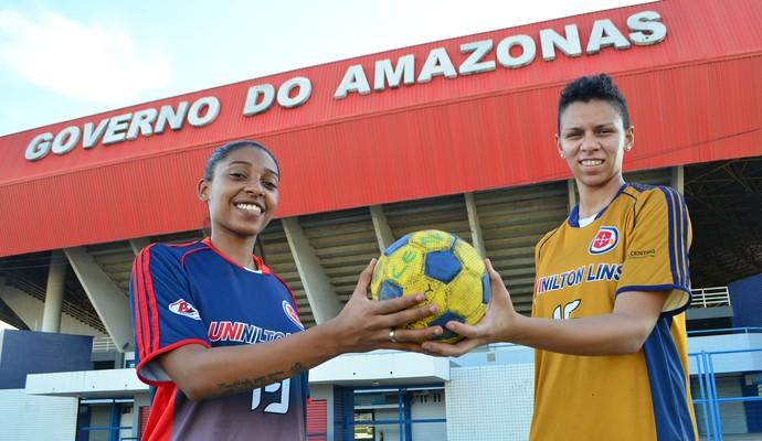 Handebol na Arena da Amazônia (Foto: Emanuel Mendes/Divulgação)