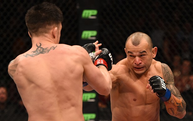 UFC Fight Night: Parke x Tibau (Foto: Jeff Bottari/Zuffa LLC UFC)