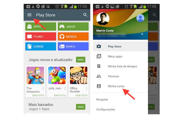 Google Play: como ver ou apagar histórico de compras da loja