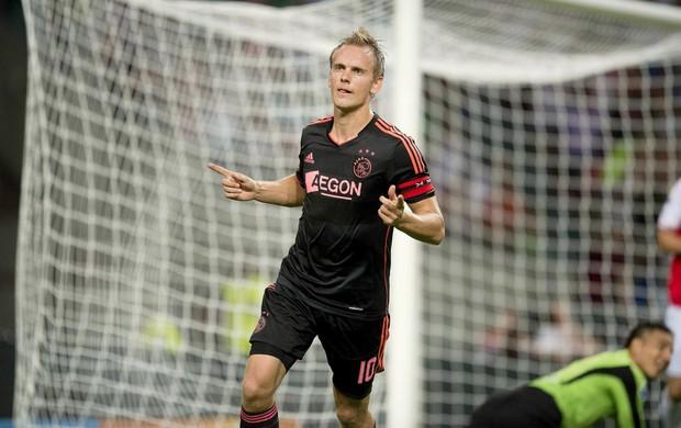 Siem de Jong Ajax (Foto: EFE)