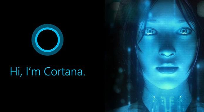 Cortana (Foto: Divulgação)