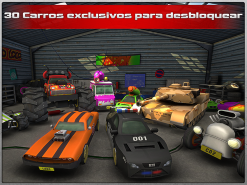 screenshot de Crash Drive 2