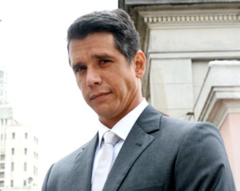 Márcio Garcia, o Guto de 'Amor à vida' (Foto: Divulgação/TV Globo)