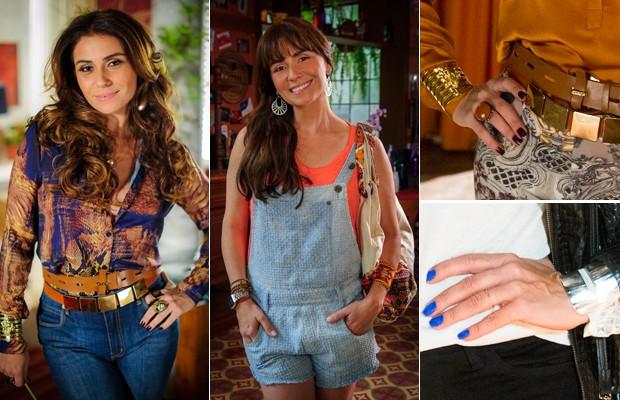 Personagens Giovanna Antonelli que lanaram tendncias (Foto: Divulgao Globo)