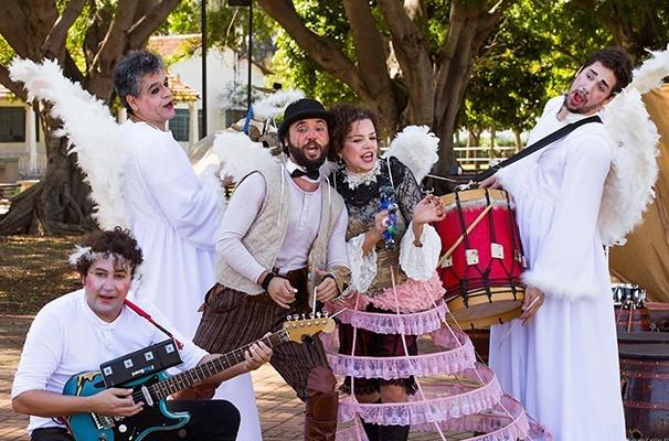 A condessa (Foto: Divulgação)
