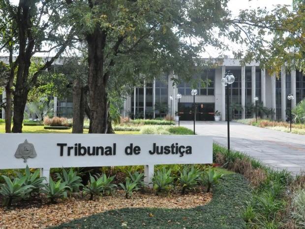 Prédio do Tribunal de Justiça de Mato Grosso do Sul (Foto: Fernando da Mata/G1 MS)