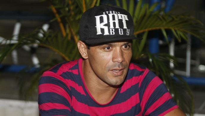 Rafael Paty está com ambição de gols no Remo (Foto: Everaldo Nascimento/O Liberal)